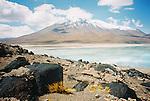 Laguna verde / Bolivia.<br /> <br /> Edición de 10 | Víctor Santamaría.