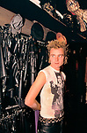 Vivienne Westwood boutique Boy in the Kings Road Chelsea 1980s 80s UK