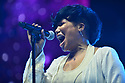 MIRAMAR, FL - AUGUST 21: Michel'le performs on stage during the 'Live & Love R&B Fest 2021' at Miramar Regional Park Amphitheater on August 21, 2021 in Miramar, Florida.  ( Photo by Johnny Louis / jlnphotography.com )