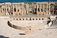 Leptis Magna, Libya - Roman Theater, 1-2 A.D.