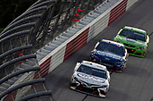 Monster Energy NASCAR Cup Series<br /> Bojangles' Southern 500<br /> Darlington Raceway, Darlington, SC USA<br /> Sunday 3 September 2017<br /> Corey LaJoie, BK Racing, Dr Pepper Toyota Camry<br /> World Copyright: Nigel Kinrade<br /> LAT Images