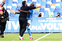 20201017 Calcio Napoli Atalanta Serie A