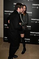 Elvis et Morgane POLANSKI - Avant Premiere D'APRES UNE HISTOIRE VRAIE de Roman Polanski - La Cinematheque francaise 30 octobre 2017 - Paris - France