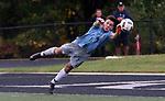 Toms River East takes on Jackson Memorial High School in a boys varsity soccer game held at Toms River East High School in Toms River on Monday October 9, 2017.<br /> <br /> (Mark R. Sullivan | For NJ Advance Media)