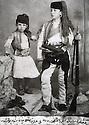 Turkey 1890?  .Children of Bedir Khan Family