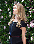 """Rosie Huntington-Whitely.At M&S Oxford St.to promote her new range of underwear - lingerie -.""""Rosie for Autograph."""".....Pic by Gavin Rodgers/Pixel 8000 Ltd"""