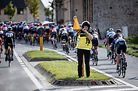 signaleur<br /> <br /> 9th Gent-Wevelgem in Flanders Fields 2020<br /> Elite Womens Race (1.WWT)<br /> <br /> One Day Race from Ypres (Ieper) to Wevelgem 141km<br /> <br /> ©kramon