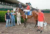 Seven Days winning at Delaware Park on 6/3/13