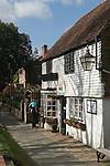 Hartfield East Sussex UK. Pooh Corner shop