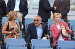 STADIO OLIMPICO DI ROMA  2003      TRIBUNA D'ONORE  LAZIO JUVENTUS 2003