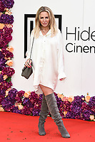 "Naomi Isted<br /> arriving for the""Wonder Woman 1984"" Hideaway Cinema premiere, London.<br /> <br /> ©Ash Knotek  D3564 20/05/2021"
