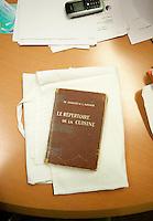 .at the Ecole Superieure de Cuisine Francaise Gregoire Ferrandi cooking school in Paris, France, 19 December 2007.