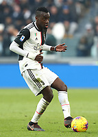 Calcio, Serie A: Juventus - Cagliari, Turin, Allianz Stadium, January 6, 2020.<br /> Juventus' Blaise Matuidi in action during the Italian Serie A football match between Juventus and Cagliari at Torino's Allianz stadium, on January 6, 2020.<br /> UPDATE IMAGES PRESS/Isabella Bonotto