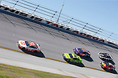 Monster Energy NASCAR Cup Series<br /> GEICO 500<br /> Talladega Superspeedway, Talladega, AL USA<br /> Sunday 7 May 2017<br /> Matt Kenseth, Joe Gibbs Racing, Circle K Toyota Camry Brad Keselowski, Team Penske, Fitzgerald Glider Kits Ford Fusion<br /> World Copyright: Matthew T. Thacker<br /> LAT Images<br /> ref: Digital Image 17TAL1mt1397