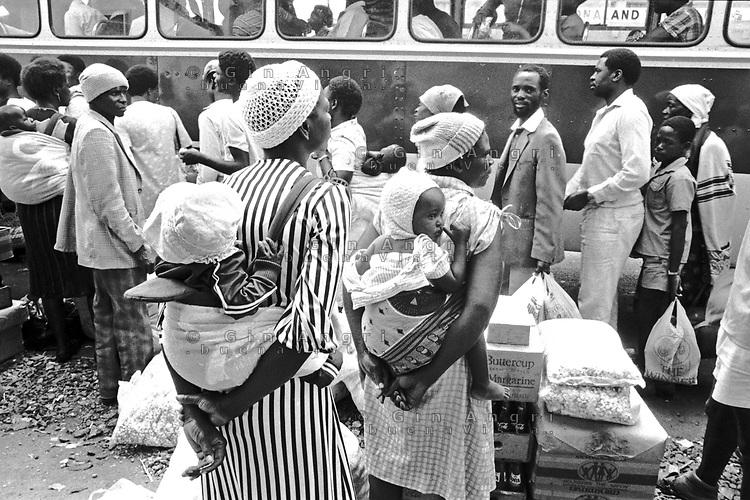 Zimbabwe, Africa, Harare