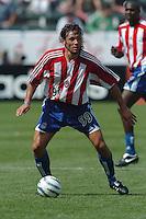Thiago Martins, D.C. United vs Club Deportivo Chivas USA, D.C. won 2-0.