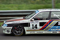 British Touring Car Championship. #14 Ian Flux (GBR). Roy Kennedy Racing. Peugeot 406 Mi16.