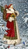 Liz,CHRISTMAS SANTA, SNOWMAN, WEIHNACHTSMÄNNER, SCHNEEMÄNNER, PAPÁ NOEL, MUÑECOS DE NIEVE, paintings+++++,USHCLD0218,#x#