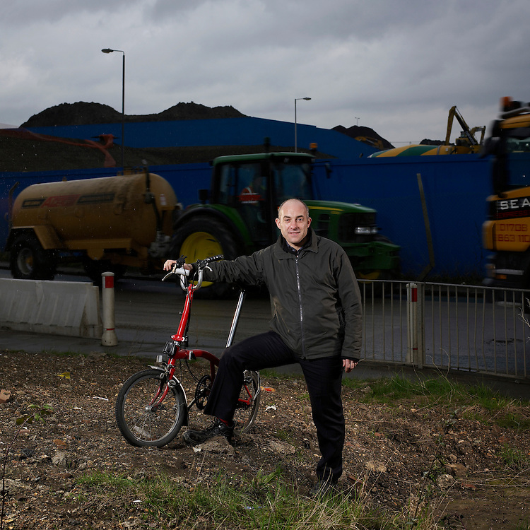 © John Angerson.Olympiad XXX. Worker Portraits.009..Sustainability Manager..Dan Epstein.