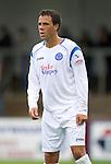 St Johnstone FC....Season 2010-11.Graham Gartland.Picture by Graeme Hart..Copyright Perthshire Picture Agency.Tel: 01738 623350  Mobile: 07990 594431