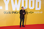 "Director Quentin Tarantino attends the Japan premiere for their movie ""Once Upon a Time in Hollywood"" in Tokyo, Japan on August 26, 2019. The film will be released in Japan on August 30. (Photo by AFLO)"