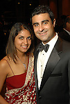 Lillian and Cyrus Irani at the Indian Film Festival Celebrity Gala at the InterContinental Hotel Saturday evening Sept. 26,2009. (Dave Rossman/For the Chronicle)