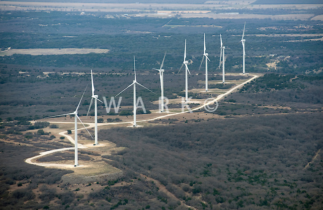 wind towers