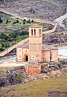 Templar Church of Vera Cruz, Segovia, Spain