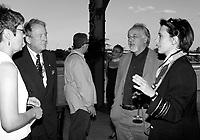 ID :  pr_000827B_04<br /> De gauche ‡ droite :<br /> -<br /> -Laurier Lapierre ;  PrÈsident du Conseil - TÈlÈfilm Canada<br /> -FranÁois MacÈrola ; Directeur GÈnÈral - TÈlÈfilm Canada<br /> - ?? ; Bureau Parisien de TÈlÈfilm Canada<br /> Lors de la rÈception donnÈ par TÈlÈfilm Canada le 27 ao°t 2000<br /> MENTION OBLIGATOIRE :  © Pierre Roussel, 2000