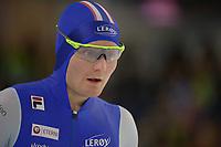 SPEEDSKATING: HEERENVEEN: 10-01- 2020, IJsstadion Thialf, European Championship distances, 1500m Men, Sverre Lunde Pedersen (NED), ©foto Martin de Jong