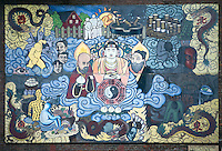 Mural Chinatown Boston Massachusetts
