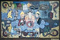 Mural Chinatown Boston Massachusetts