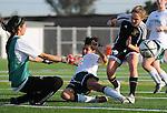 Mountain View girls soccer @ Homestead