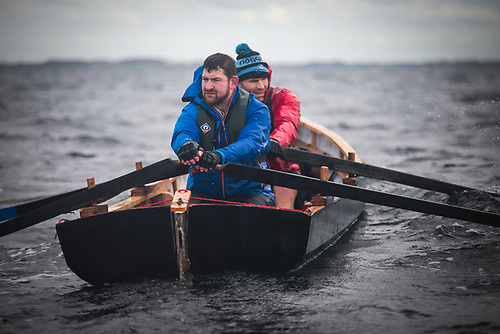 Transatlantic Currach Rowers