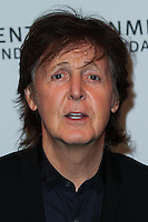 SANTA MONICA, CA - SEPTEMBER 25: Musician Sir Paul McCartney arrives at the 23rd Annual Simply Shakespeare Benefit reading of 'The Two Gentleman of Verona' at The Broad Stage on September 25, 2013 in Santa Monica, California. (Photo by Xavier Collin/Celebrity Monitor)
