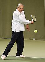 12-03-11, Tennis, Rotterdam, NOVK, Hugo van Oordt