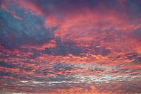 Clouds over Alpine, Oregon