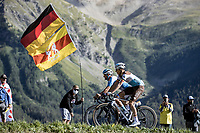 Oliver Naesen (BEL/AG2R La Mondiale)<br /> <br /> 107th Tour de France 2020 (2.UWT)<br /> (the 'postponed edition' held in september)<br /> Stage 4 from Sisteron to Orcières-Merlette 160,5km<br /> ©kramon