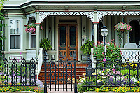 Victorian home, Cape May, NJ, USA