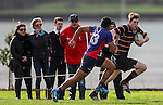 Auckland Secondary Schools Rugby Age Group Finals, Marist Rugby Club, Panmure Auckland, Saturday 27 August 2016. Photo: Simon Watts/www.bwmedia.co.nz