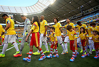 Brazil vs Colombia, July 4, 2014