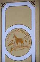 "Europe/Suisse/Engadine/Sils Maria: La pâtisserie ""Schulze"""