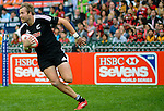 New Zealand vs USA during Day 1 of the Cathay Pacific / HSBC Hong Kong Sevens 2012 at the Hong Kong Stadium in Hong Kong, China on 23rd March 2012. Photo © Victor Fraile  / The Power of Sport Images