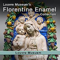 Florentine Enamelled Terracotta  Plaques - Louvre Museum - Pictures & Images