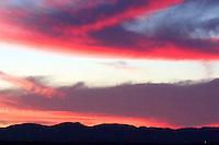 Orange River Sunset, Namibia