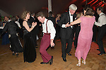 wealthy rich people private party Hampshire 2008,
