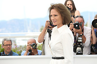 JACQUELINE BISSET - PHOTOCALL OF THE FILM 'L'AMANT DOUBLE' AT THE 70TH FESTIVAL OF CANNES 2017