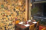 Table, Mi Cayito Restaurant, Paris, France, Europe