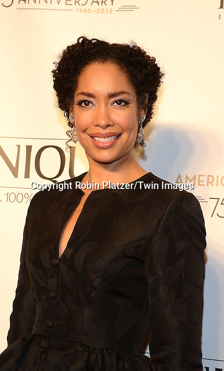 Gina Torres attends the Opening Night of American Ballet Theatre 2014 Fall Gala on October 22,2014 at the David Koch Theater at Lincoln Center in New York City. <br /> <br /> photo by Robin Platzer/Twin Images<br />  <br /> phone number 212-935-0770