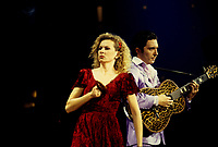 FILE PHOTO - Lyachenko et Donzella<br /> au festival Juste Pour Rire 1994<br /> <br /> (date exacte inconnue)<br /> <br /> PHOTO :   Agence quebec Presse